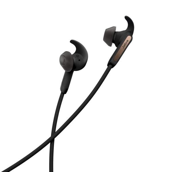 Jabra Elite 45e Wireless Bluetooth in-Ear Headphones (Copper Black)(Seal Open Only)-6245