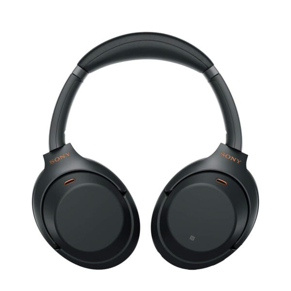 Sony WH-1000XM3 Wireless Industry Leading Noise Cancellation Headphones with Touch Sensor (Black)-6394