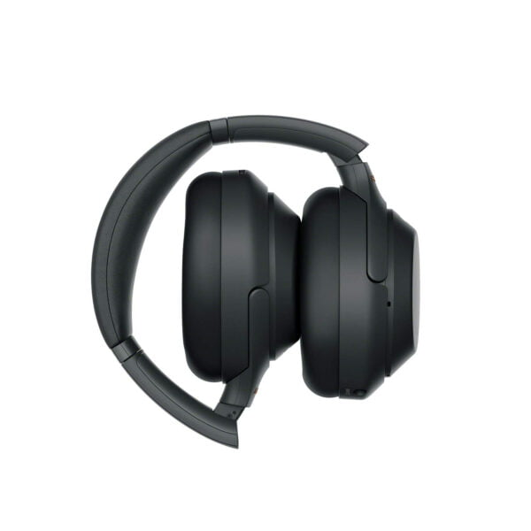 Sony WH-1000XM3 Wireless Industry Leading Noise Cancellation Headphones with Touch Sensor (Black)-6395