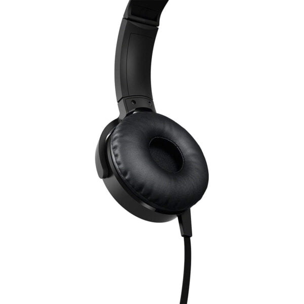 Sony Extra Bass MDR-XB450AP On-Ear Headphones with Mic (Black)-6661