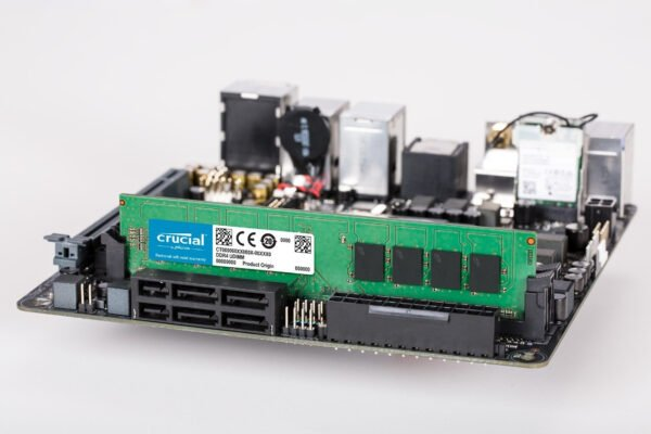 Crucial 4GB DDR4 288-Pin RAM For Desktop 2666mhz will work in 2133mhz and 2400mhz-6815