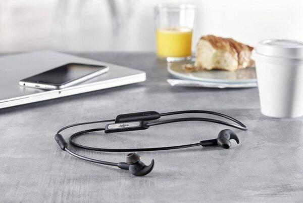 Jabra Elite 45e Wireless Bluetooth in-Ear Headphones (Copper Black)(Seal Open Only)-6244