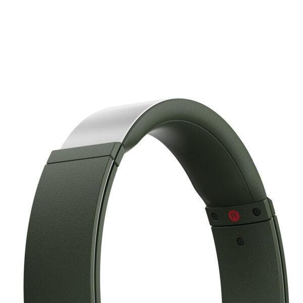 Sony Extra Bass MDR-XB550AP On-Ear Headphones with Mic (Green)-6572