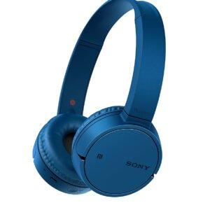 Sony CH500 Wireless Headphones (Blue)-0