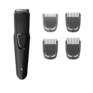 Philips BT1215/15 USB Cordless Beard Trimmer (Black)-0