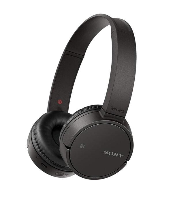 Sony CH500 Wireless Headphones (Black)-0