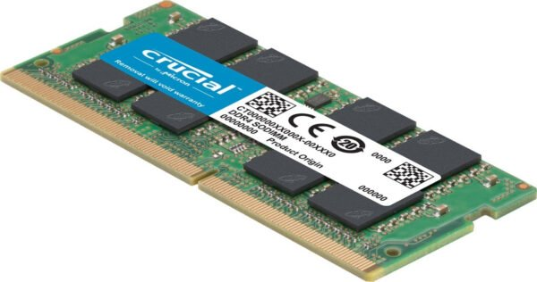 Crucial DDR4 16GB 2666mhz 260-Pin SODIMM Laptop Memory RAM works in 2133mhz and 2400mhz-7045