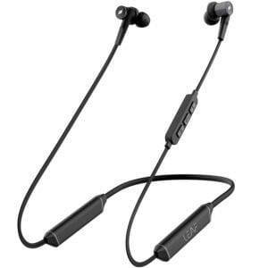 Leaf Collar 2 Wireless Bluetooth Earphones with Mic (Gunmetal Black)-0
