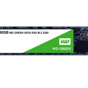Western Digital 240GB M.2 Internal Solid State Drive SSD 3 Years warranty From WD-0