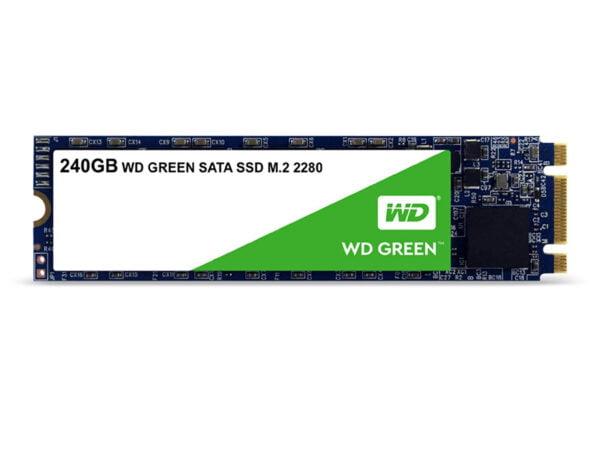 Western Digital 240GB M.2 Internal Solid State Drive SSD 3 Years warranty From WD-0