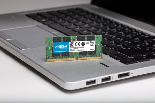 Crucial DDR4 16GB 2666mhz 260-Pin SODIMM Laptop Memory RAM works in 2133mhz and 2400mhz-7043