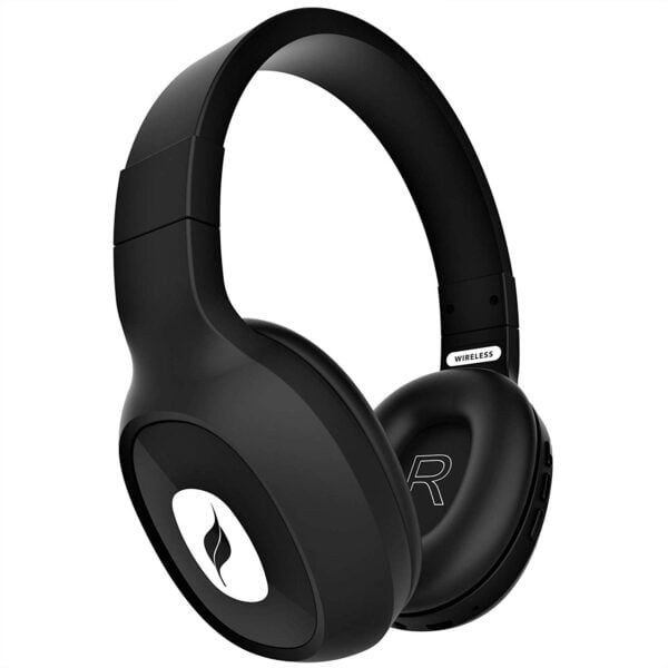 Leaf Bass 2 Wireless Headphones with Mic and 15 Hour Battery Life-0