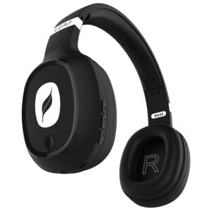 Leaf Bass Wireless Headphones with Mic and 10 Hour Battery Life-0