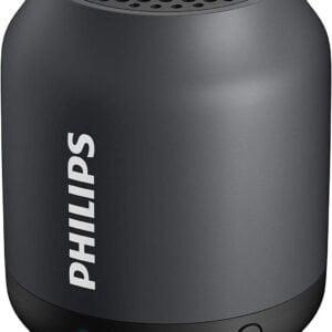 Philips BT50B Portable Wireless Bluetooth Speaker, Black-0