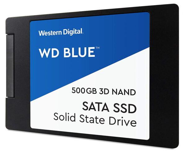 WD Blue 500GB 2.5-inch Internal Solid State Drive (WDS500G2B0A)-7032