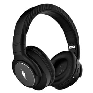 Leaf Beast Wireless Bluetooth Headphones with mic and 30 Hour Battery Life-0