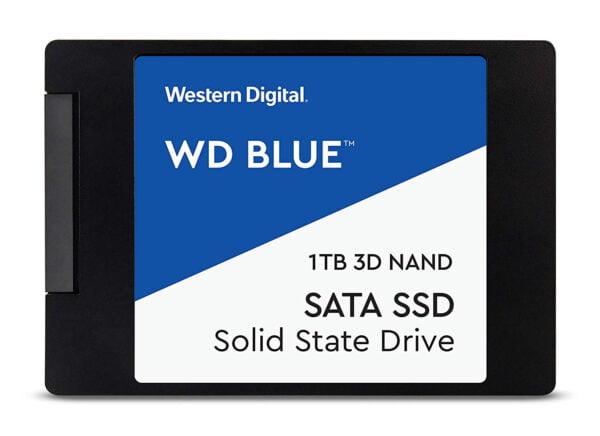 WD Blue 1TB 2.5-inch Internal Solid State Drive (WDS100T2B0A)-0
