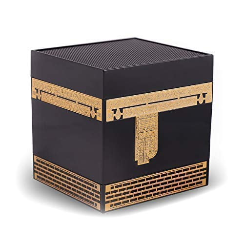 Shemaroo Ibaadat SQ109 Quran Majeed Speaker (Black and Gold)-7580