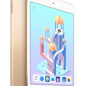 Apple iPad (Wi-Fi, 128GB) - Gold MPGW2HN/A-0