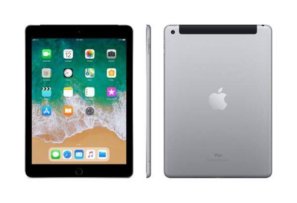 Apple Ipad (Wi-Fi + Cellular, 128Gb) Space Grey MP262HN/A-7209