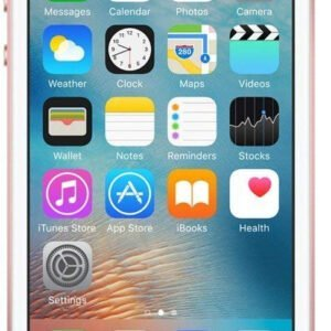 Apple iPhone SE (Rose Gold, 128GB) MP882HN/A-0