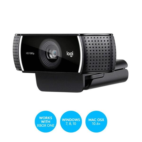 Logitech Webcam C922 Pro Stream 1920x1080, 960-001088 (1920x1080)-7570