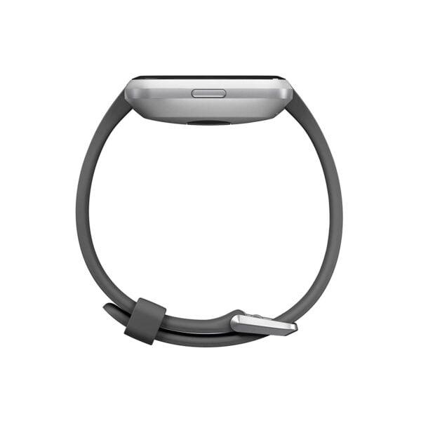 Fitbit Versa Lite Edition Smart Watch (Charcoal)-7308