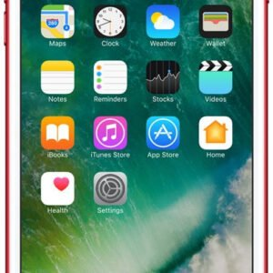 Apple iPhone 7 Plus (Red, 128GB) MPQW2HN/A-0