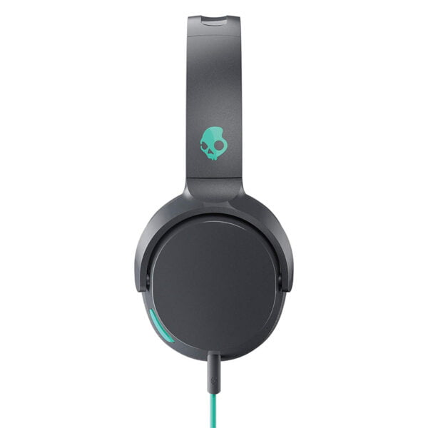 Skullcandy Riff S5PXY-L637 On-Ear Headphone with Mic (Grey/Speckle/Miami)-7413