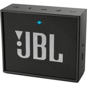 JBL GO Portable Wireless Bluetooth Speaker with Mic (Black) -0
