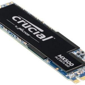 Crucial MX500 500GB M.2 Type 2280 SSD-0