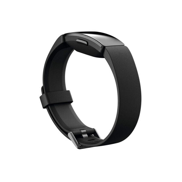 Fitbit Inspire HR Health and Fitness Tracker with Heart Rate (Black)-7398