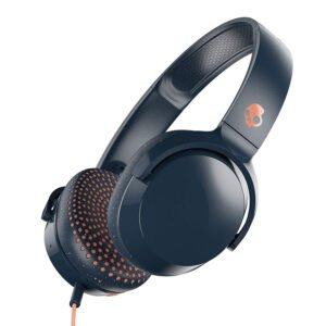 Skullcandy Riff S5PXY-L636 On-Ear Headphone with Mic (Blue/Speckle/Sunset)-0