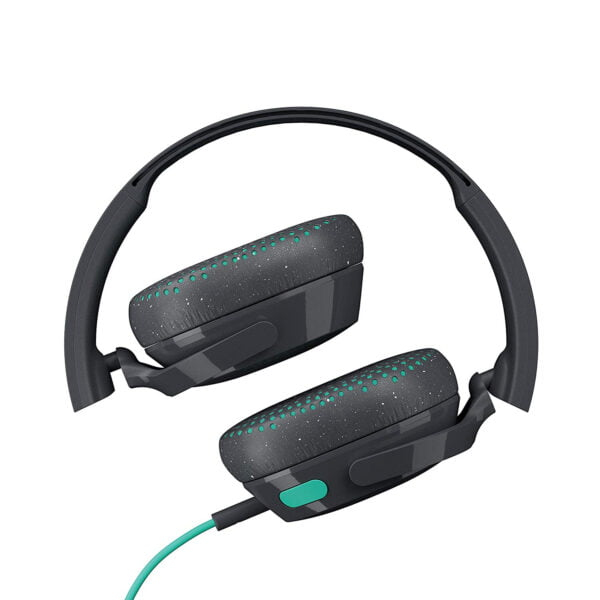 Skullcandy Riff S5PXY-L637 On-Ear Headphone with Mic (Grey/Speckle/Miami)-7417