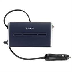 Belkin F5L071ak200W AC Anywhere and USB Port (Blue)-0