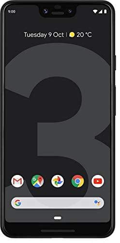 Google Pixel 3 XL (Just Black, 4GB RAM, 128GB Storage)-0