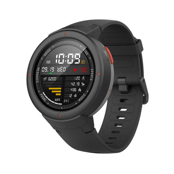 Amazfit Verge IP68 Phone Call Smart Watch (Gray)(Packing Damage Only)-0