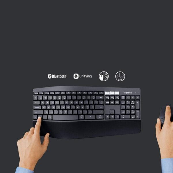 Logitech MK850 Performance Wireless Keyboard and Mouse Combo-7661