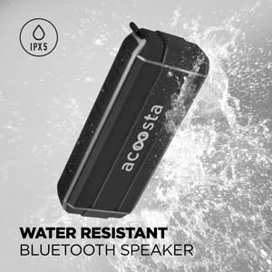 IPX5 waterproof bluetooth speaker