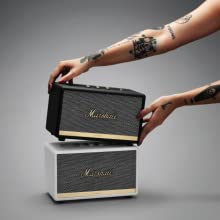 marshall, acton2, actonII, bluetooth speaker, speakers, marshall speaker, bluetooth speaker