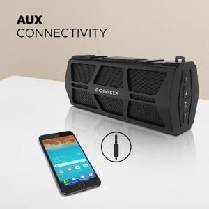 Aux connectivity