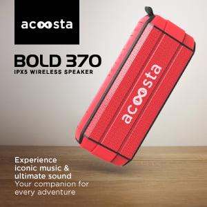 Acoosta Bold 370 Bluetooth Speaker