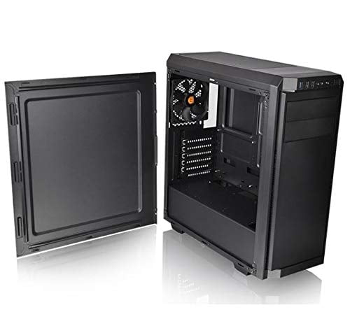 Thermaltake V100 Mid-Tower Chassis CA-1K7-00M1WN-00-8055