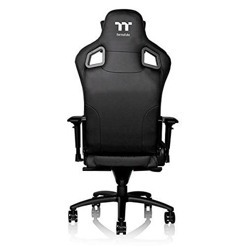 Thermaltake Tt Esports X Fit XF100 Racing Bucket Seat Style Ergonomic Gaming Chair Black GC-XFS-BBMFDL-01-8030