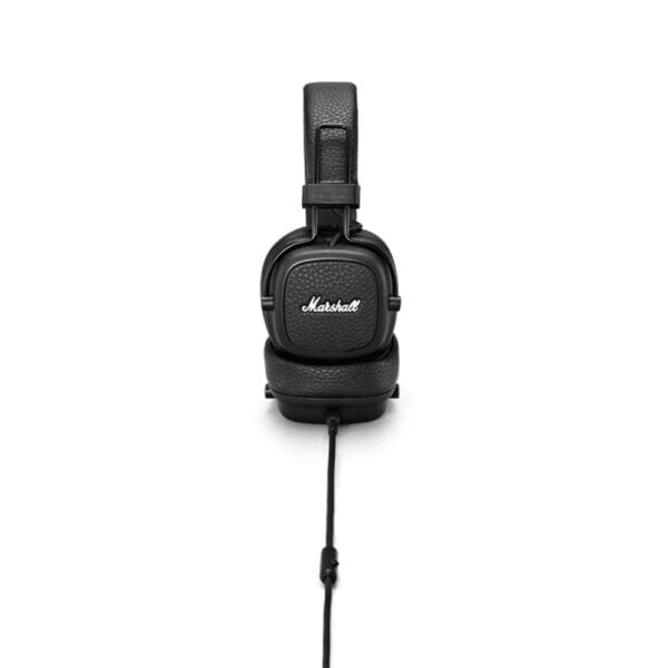 Marshall Major III Wired On-Ear Headphones (Black)-0