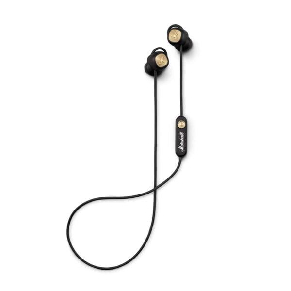 Marshall Minor II Bluetooth in-Ear Headphone (Black)-8132
