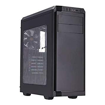 Thermaltake V100 Mid-Tower Chassis CA-1K7-00M1WN-00-0