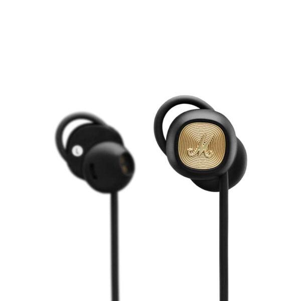 Marshall Minor II Bluetooth in-Ear Headphone (Black)-8134