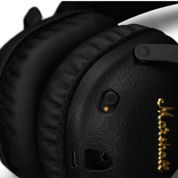 Marshall MID (ANC) Active Noise Cancelling On-Ear Wireless Bluetooth Headphone (Black)-8129