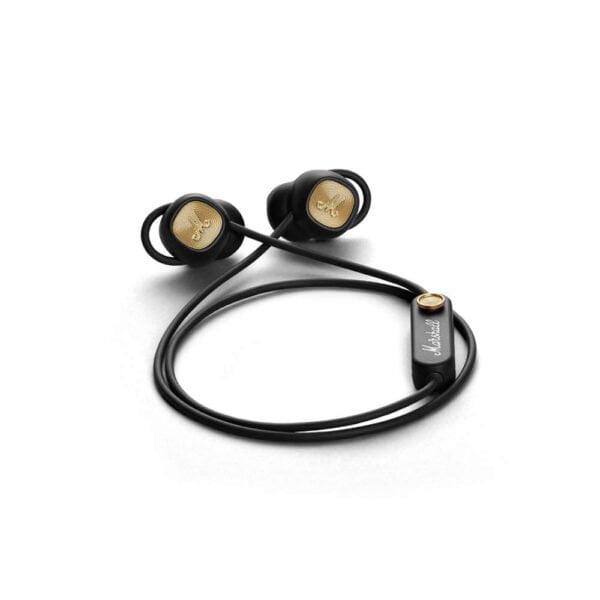 Marshall Minor II Bluetooth in-Ear Headphone (Black)-0